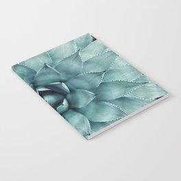 Aloe Green Agave Notebook