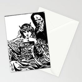 The Second Tale Stationery Cards