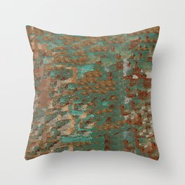 Southwestern Abstract Throw Pillow