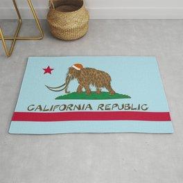 California Republic Mammoth Rug