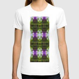 Wisteria, Digital Print, 2015 T-shirt