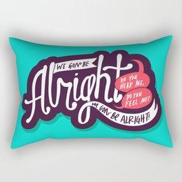 Alright Rectangular Pillow
