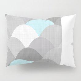 Scoops Linen Greys Pillow Sham