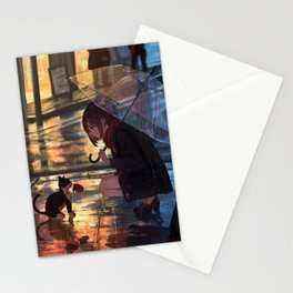 Life is precious Original Artwork Stationery Cards
