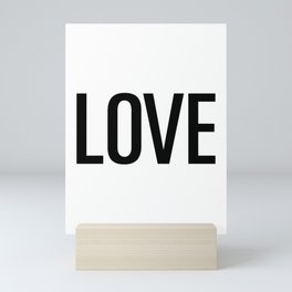Love Mini Art Print