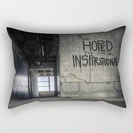 Drayton - Things Hoped For Rectangular Pillow