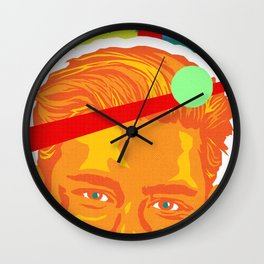 ZACK :: Memphis Design :: Saved By the Bell Series Wall Clock