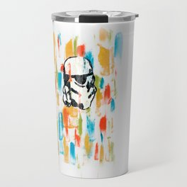 """Join the BRIGHT side.""  Travel Mug"