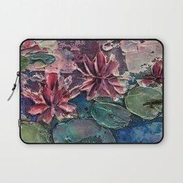 lotus pond Laptop Sleeve