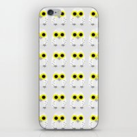 hedwig iPhone & iPod Skins featuring Hedwig by Jessie Upward