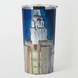 Oquirrh Mountain Utah LDS Temple Travel Mug