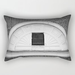 Theatre in a Wall Rectangular Pillow