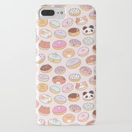 Mmm... Donuts! iPhone Case