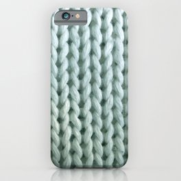 hygge: eau de nil iPhone Case