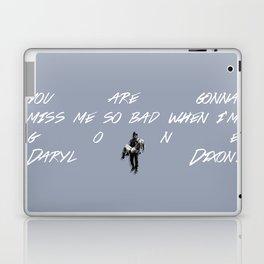 Daryl Dixon and Beth Greene Laptop & iPad Skin