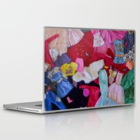 barbie Laptop & iPad Skins featuring Barbie by Kelsey Spinn