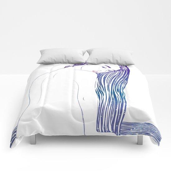 Water Nymph XX Comforters