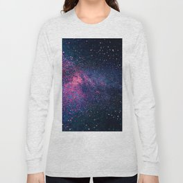 Sparkles Galaxy (Color Boost) Long Sleeve T-shirt