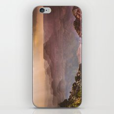 Grand Canyon Rainfall - South Rim iPhone & iPod Skin
