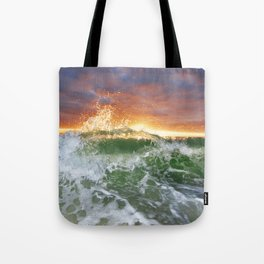 Rapid Fire Tote Bag