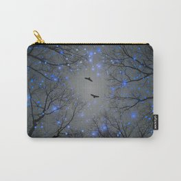 The Sight of the Stars Makes Me Dream Carry-All Pouch