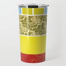 COLOUR BLOCKS VI Travel Mug