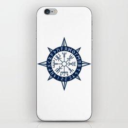 Vegvisir Viking Compass iPhone Skin