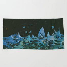 TZTR Beach Towel