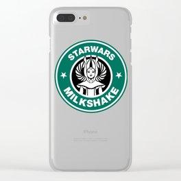 StarWars Clear iPhone Case