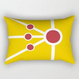 Firestorm Weapon Rectangular Pillow