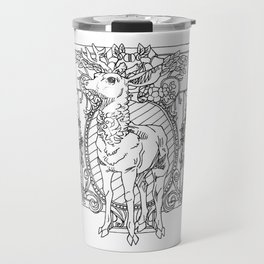 Rival Stag Travel Mug