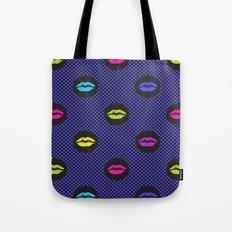 My lips Tote Bag
