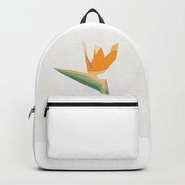 flower scandinavian minimal Backpack