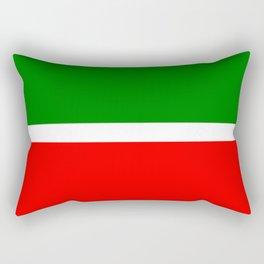 flag of Tatarstan Rectangular Pillow