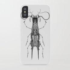 Entomologic Bones iPhone X Slim Case
