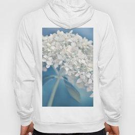 Beautiful White Hydrangea 276 Hoody