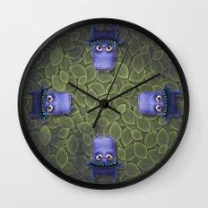 Nerdy Wall Clock