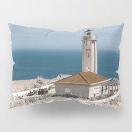 Ponta Garça lighthouse Pillow Sham