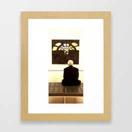 101502 Framed Art Print