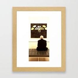 101502 Framed Art Print