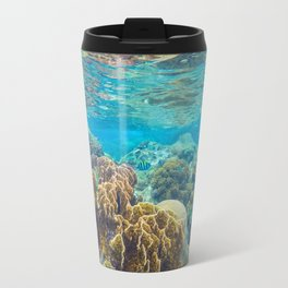 Underwater Ocean Travel Mug