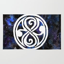 The Seal of Rassilon Rug