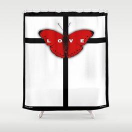 Fruit of the Spirit, Love Shower Curtain