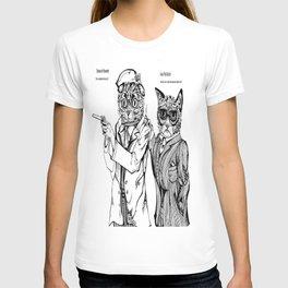 Satre and Simone T-shirt