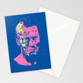 Terminator (neon) Stationery Cards