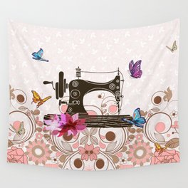 sewing Wall Tapestry