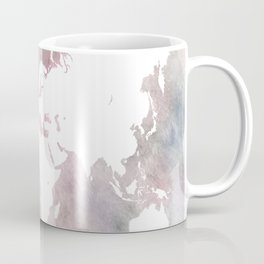 Design 66 world map Coffee Mug
