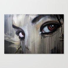 Tomb Raider Reborn Canvas Print