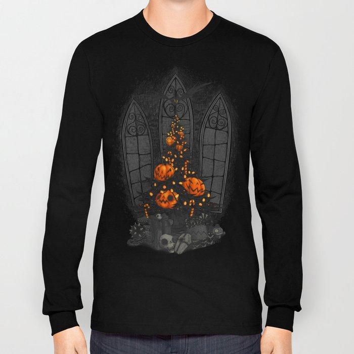 I'm Dreaming of a Dark Christmas Long Sleeve T-shirt