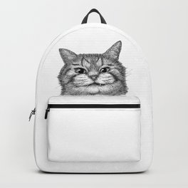 Toothy Cat Backpack